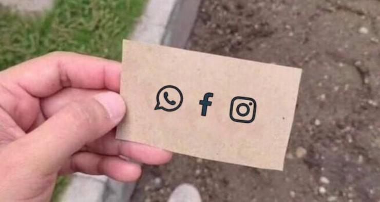 Новости: Наташа, Марк все уронил: шутки и мемы про глобальный сбой в работе Facebook, WhatsApp и Instagram  – фото №6