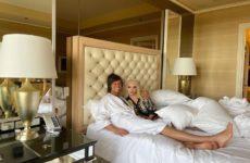 Прохор Шаляпин не сможет проститься с супругой-миллионершей, скончавшейся в США