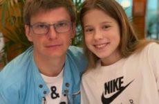 Дочь Андрея Аршавина: «Папа меня во всем поддерживает, а я его очень люблю»