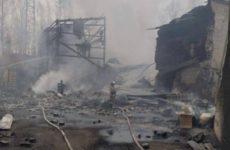 Число погибших при взрыве на заводе под Рязанью увеличилось до 16